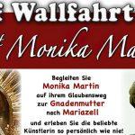 Licht der Hoffnung - Auf Wallfahrt mit Monika Martin - 19. und 20. Juni 2021