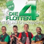 """Termintipps: """"Die flotten 4"""" laden zur CD-Präsentation ein"""