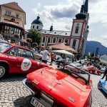 Ennstal-Classic Zeitkontrolle in Mariazell 2021 - Fotos & Video
