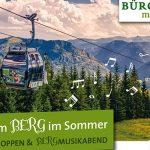 Musik am Berg | Sommerprogramm Mariazeller Bürgeralpe