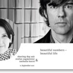 "Termintipp: Sharing Day mit Stefan Sagmeister und Nathalie Karré: ""beautiful numbers – beautiful life"""