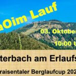Termintipp: GmoaOim Lauf in Mitterbach 2021