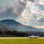 Hochsteiermark Classic 2021  - Fotos der Sonderprüfung am Flugplatz Mariazell