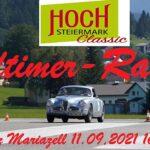 HOCHsteiermark-Classic 2021 geht wieder ins Rennen