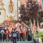 Polizeiwallfahrt nach Mariazell - 100 Jahre Burgenland – 60 Jahre Diözese Eisenstadt